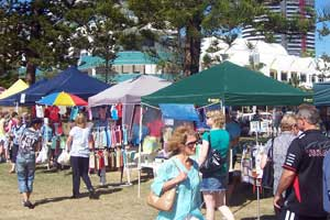 Farmers Market Broadbeach Qld