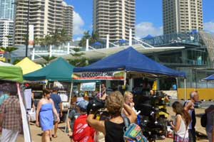 Sunset Market Surfers Paradise Qld