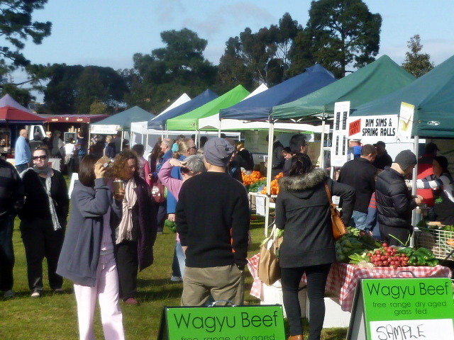 Essendon Farmers Market Vic