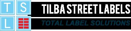 Tilba Street Labels