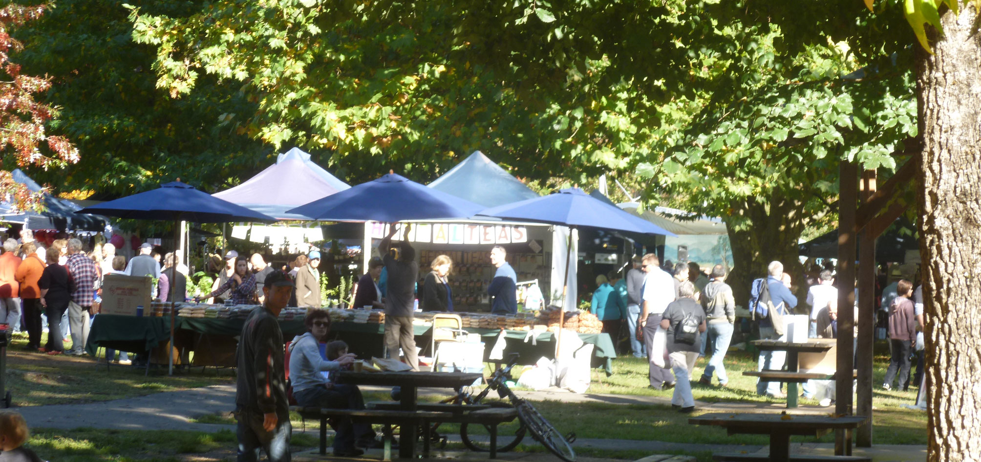 Farmers Market, Bright Victoria