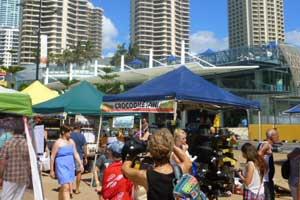 Sunset Market Surfers Paradise Qld